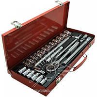 Набір ручного інструменту LTL10097 в металічному кейсі