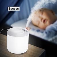 Бесшумный увлажнитель воздуха-ночник Baseus Elephant Humidifier (белый)