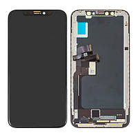 LCD iPhone X Black Compleate (OLED ZY)