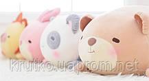 Мягкая игрушка - подушка Панда, 34 см Metoys, фото 3