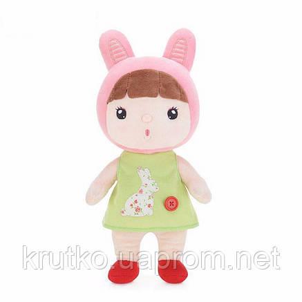 Мягкая кукла Kawaii Light Green, 30 см Metoys, фото 2