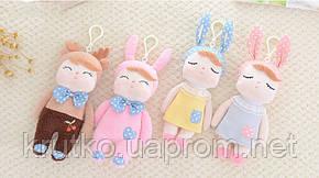 Мягкая кукла - подвеска Angela Bunny, 18 см Metoys, фото 2