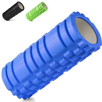 Роллер массажный Foam Roller, фото 2
