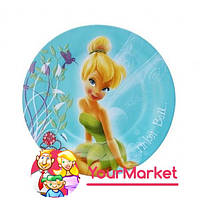 Тарелка десертная круглая Luminarc Disney Fairies Butterfly 19 см