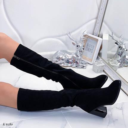 Стильные женские сапоги, фото 2
