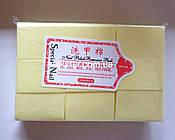 Безворсовые салфетки плотные 1000 шт (4х6 см), фото 3