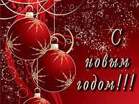 Поздравляем с Новым Годом и дарим ценный ПОДАРОК!