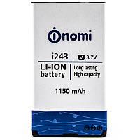 АКБ Original Quality Nomi NB-243 (i243) (70%-100%)