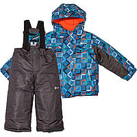 Зимний комбинезон для мальчика Salve by Gusti SWB 4860 Skydiver. Размер 92 и 98.