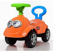 Детская каталка-толокар 615A-7 Миньон прогулочная машинка