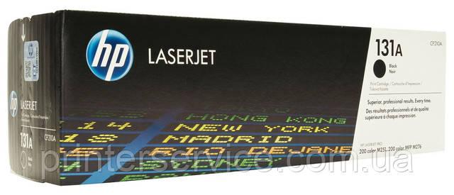 hp CF210A (№131A) Black для LaserJet Pro 200 M251 / M276