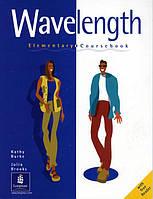 Книга Wavelength Elementary Coursebook