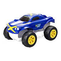 Машинка амфібія на радіокеруванні Silverlit Mini Aqua Jet синій (20252)