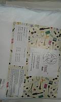 Простирадла Panni Mlada™ 0,6х2,0 м (20 шт/пач) зі спанбонду 20 г/м2 Колір: білий