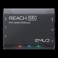 Радіонавігаційний GNSS приймач RTK одночастотний EMLID REACH M+ з антеною
