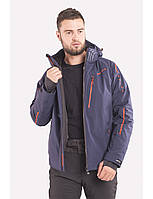 Мужская горнолыжная куртка Avecs, синий Р. 50, 52, фото 1