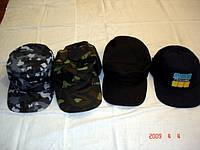 Бейсболки, головные уборы, кепки, шапки вязанные для рабочих, охраны, промоакций
