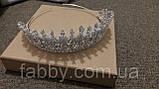 VIP люкс якість з ювелірними діамантами цирконами та посрібленням (5см), фото 2