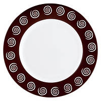 Тарелка десертная круглая Luminarc Sirocco Brown 19,5 см