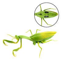 Богомол радиоуправляемый светящийся гибкий 19см Mantis
