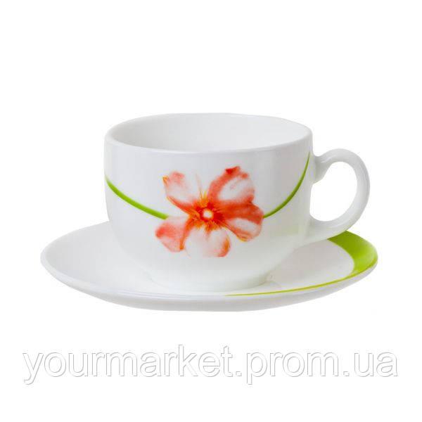 Чашка с блюдцем Luminarc Sweet Impression 220 мл 2 пр E4943