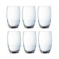 Набір склянок високих  Luminarc Versailles 375мл-6шт G1650