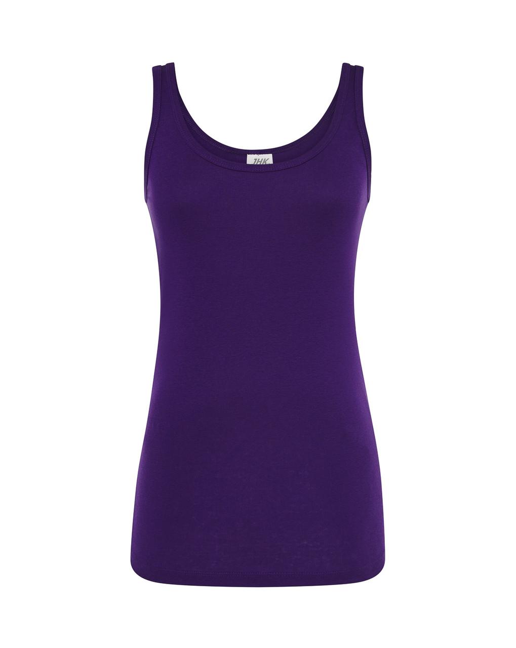 Женская майка JHK VICTORIA цвет фиолетовый (PU)