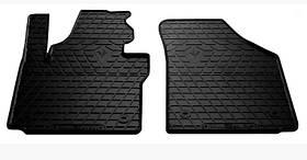 Коврики резиновые в салон Volkswagen Caddy 2015- (2 шт) передние Stingray 1024282