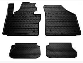 Коврики резиновые в салон Volkswagen Caddy 2015- (4 шт) Stingray 1024284