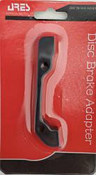 Адаптер для дискового тормоза велосипеда Ares AP02 (F180/R160)