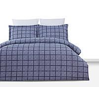 Комплект постельного белья двуспальный евро сатин Arya Alamode Fuga, фото 1