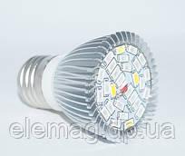 7 W Светодиодная фитолампа лампа для роста растений Е27