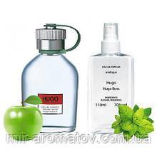 №108 Чоловічі парфуми на розлив Hugo Boss Hugo 110мл