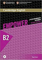 Cambridge English Empower B2 Upper-Intermediate Workbook with Answers with Downloadable Audio