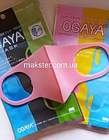 Маска питта многоразовая детская Ogaya (3 шт в уп)