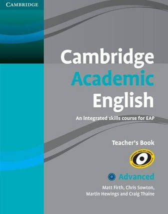 Cambridge Academic English C1 Advanced Teacher's Book, фото 2