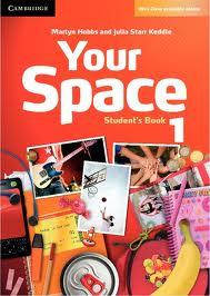 Your Space. Level 1. Student's Book, фото 2
