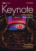 Книга Keynote Intermediate Student's Book (+ DVD-ROM)
