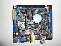ASRock H61M-VG3(Rev.G/A 1.02) Socket 1155 + Intel Pentium G2020 (2x2.9GHz) Box + 4Gb DDR3 - в идеале!!!