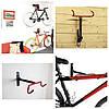 УЦЕНКА!!! , Крепление для велосипеда на стену за раму(складное),подвесной кронштейн