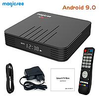 Смарт ТВ приставка Magicsee N5 Max 4/32Gb Android 8.1 Amlogic S905X2