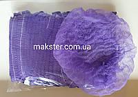 Шапочка одноразовая гармошка (100 шт)