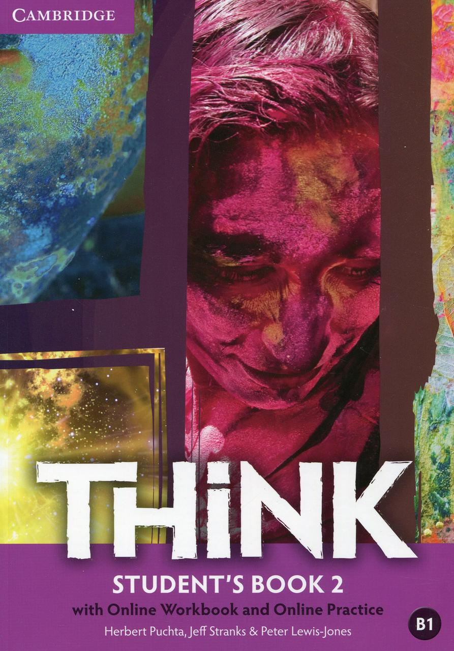 Think 2. Student's Book with Online Workbook and Online Practice