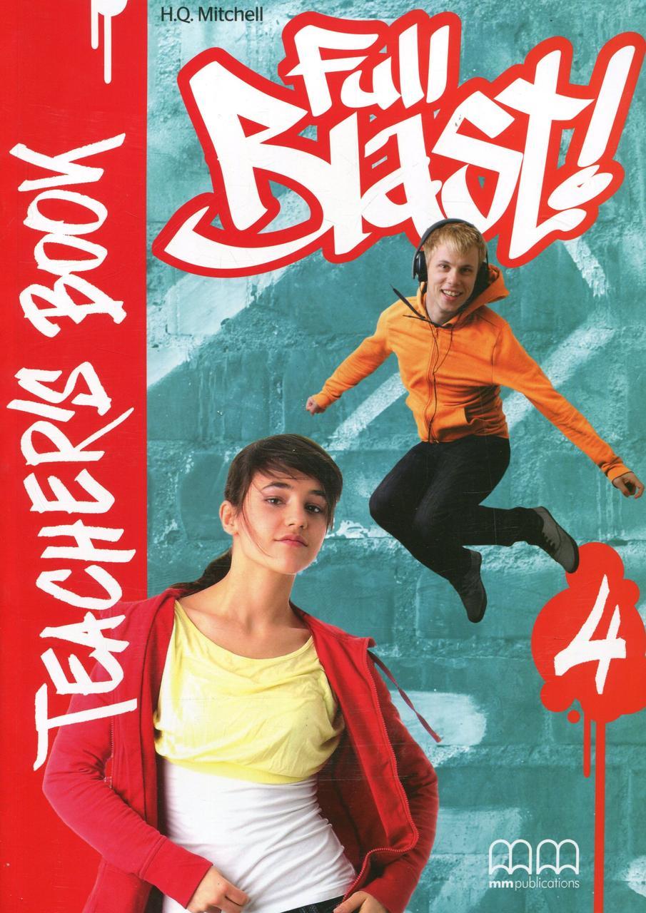 Full Blast 4. Teacher's Book