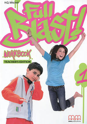 Full Blast! 1. Workbook. Teacher's Edition, фото 2