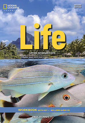 Life 2nd Edition Upper-Intermediate Workbook with Key and Audio-CD, фото 2