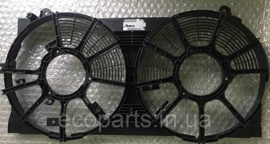 Дифузор вентиляторів Nissan Leaf SV,SL 2013-, фото 2