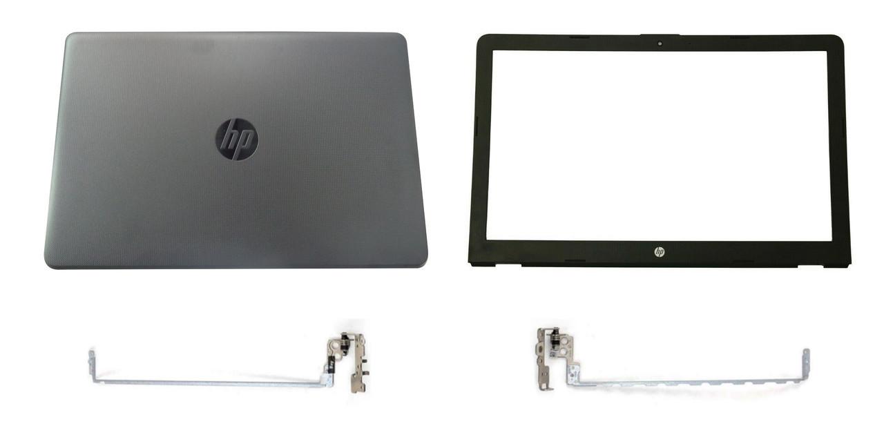 Комплект оригинальный корпус крышка матрицы HP 15t-BW000, 15-BW000 - ( L13909-001, 924899-001) Black