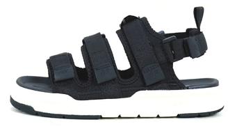 """Мужские сандалии New Balance Sandals """"Black"""" (люкс копия)"""
