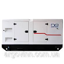 Дизельный генератор DE-110RS-Zn